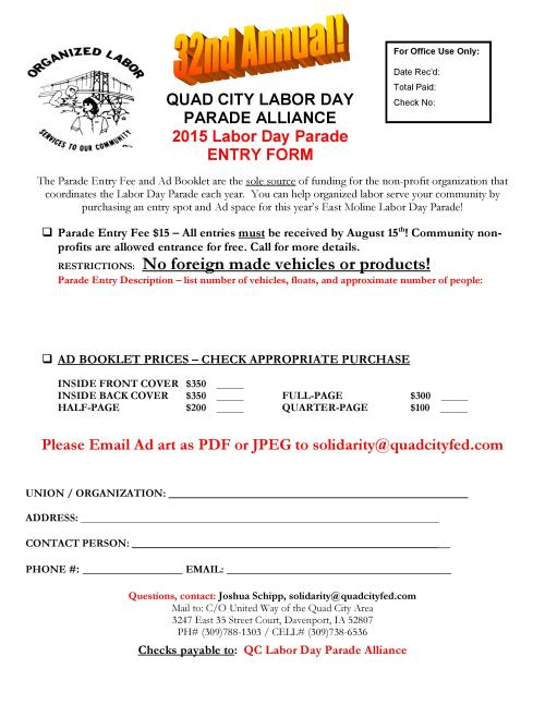 Labor Day Parade 2015 Entry Form-page-001
