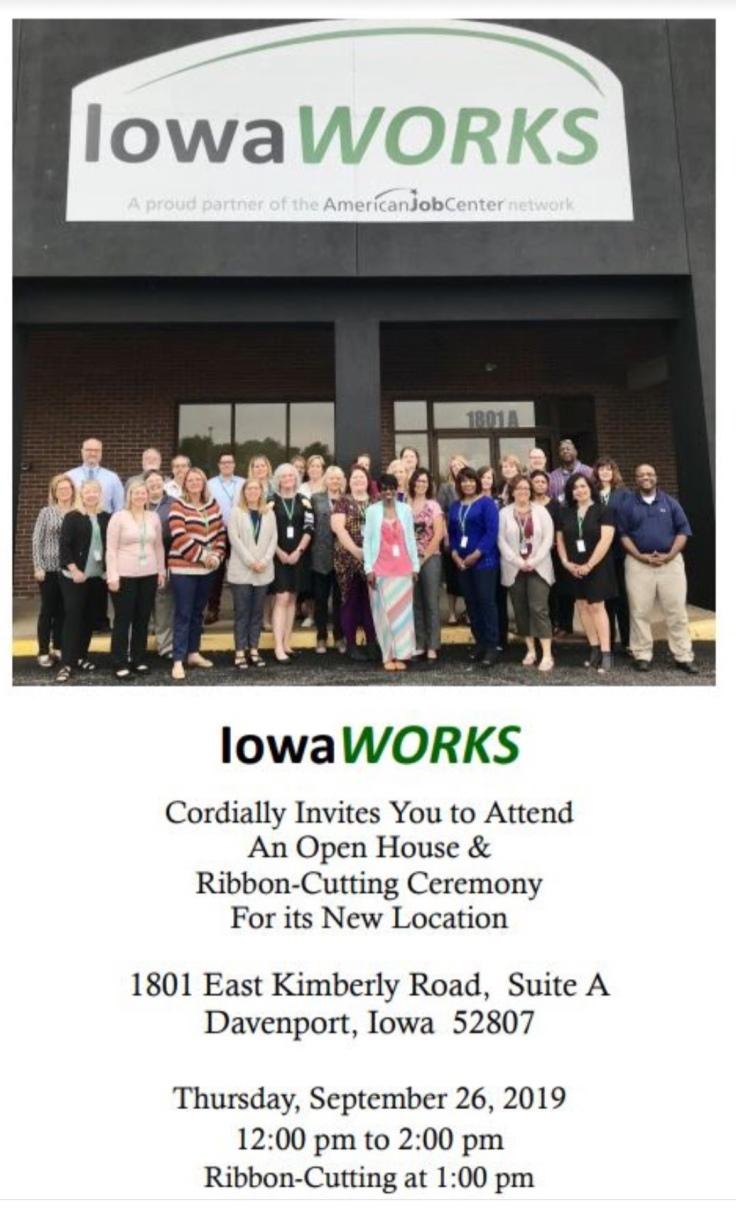 IowaWorks-open house